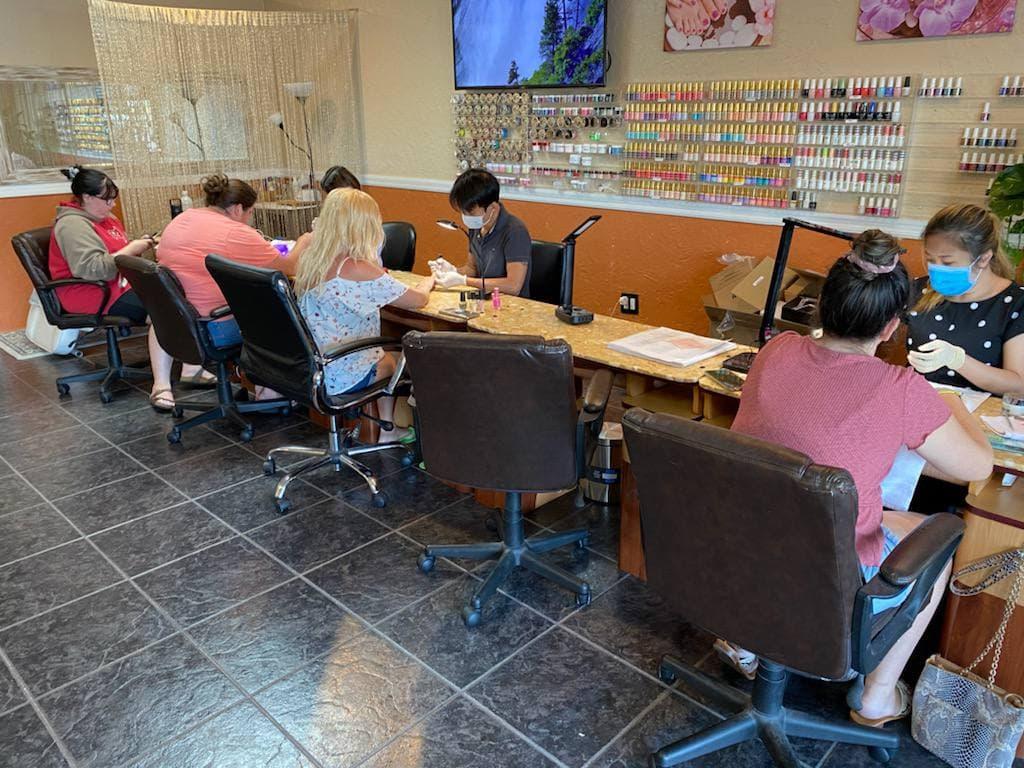About Lamour Nails & Lash Lounge